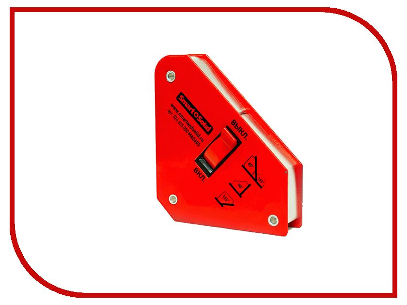 Аксессуар Магнитный угольник Smart&Solid MAG605 магнитный угольник foxweld fix 5pro до 34кг 5395