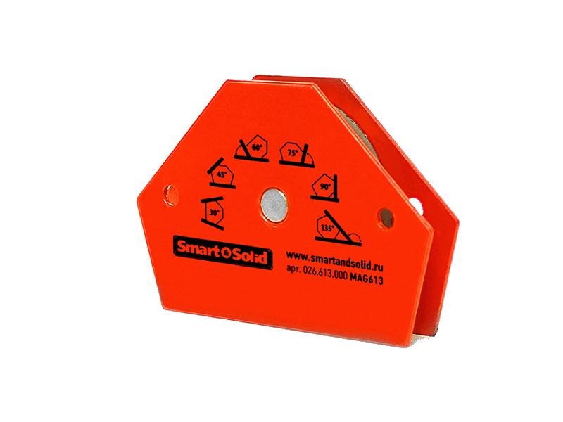 Магнитный угольник Smart&Solid MAG613