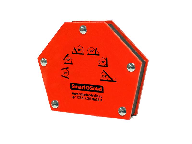 Магнитный угольник Smart&Solid MAG614