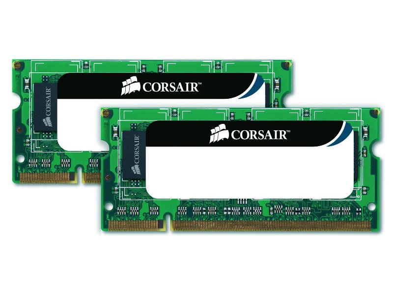 Модуль памяти Corsair DDR3 SO-DIMM 1333MHz PC3-10600 - 8Gb KIT (2x4Gb) CMSO8GX3M2A1333C9