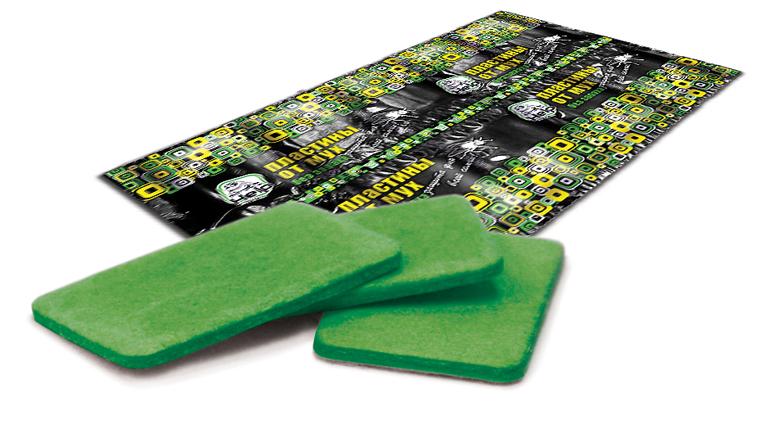 Средство защиты от мух Boyscout 80504 HELP - пластины без запаха