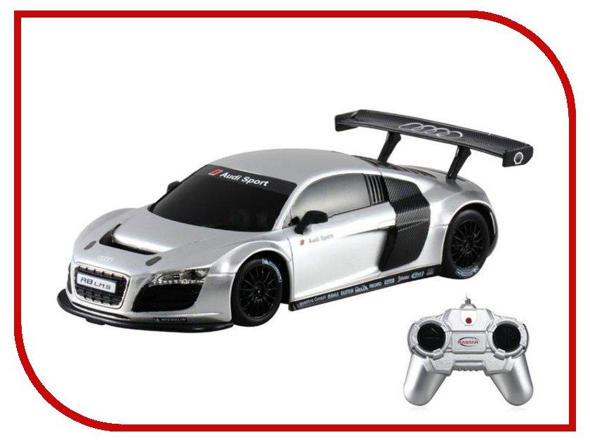 Радиоуправляемая игрушка Rastar Audi R8 1:24 46800 радиоуправляемая игрушка rastar audi q7 1 24 27300