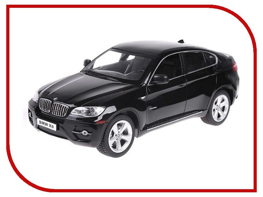 Игрушка Rastar BMW X6 1:24 31700 rastar радиоуправляемая модель bmw x6 цвет красный масштаб 1 14