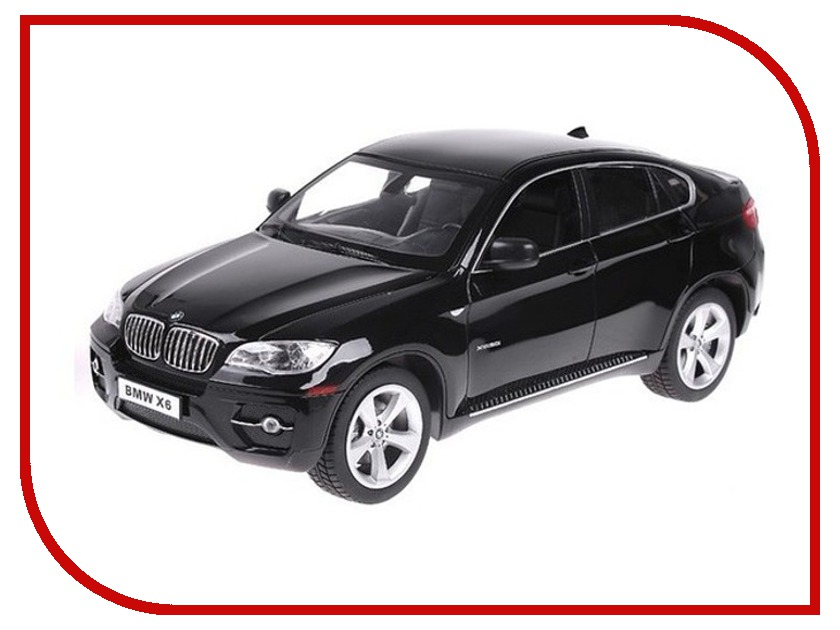 Игрушка Rastar BMW X6 1:24 31700 rastar bmw x6 31800