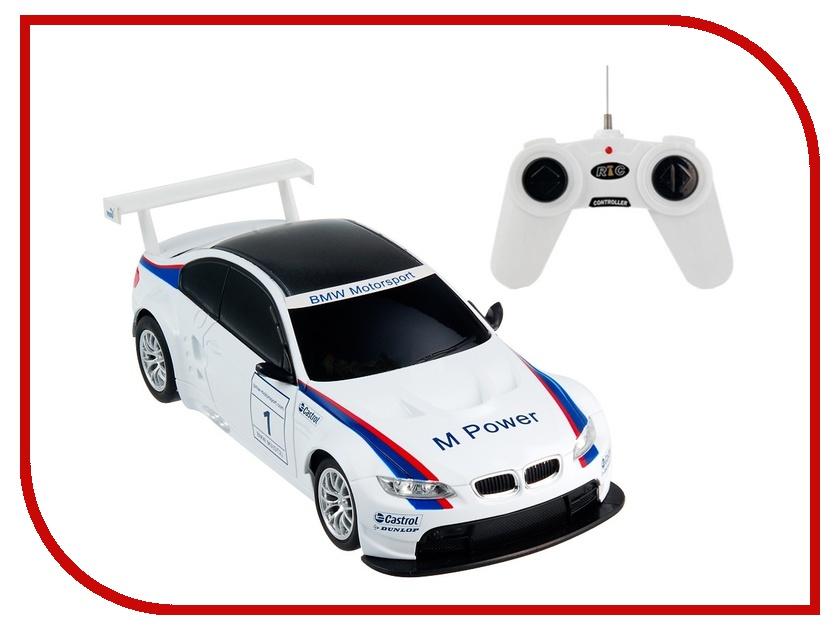 Игрушка Rastar BMW M3 GT2 1:24 48300 rastar bmw x6 31800