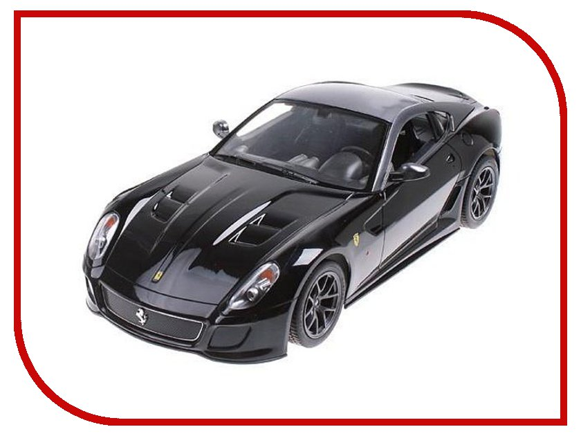 Игрушка Rastar Ferrari 599 GTO 1:24 46400 jbl gto 938