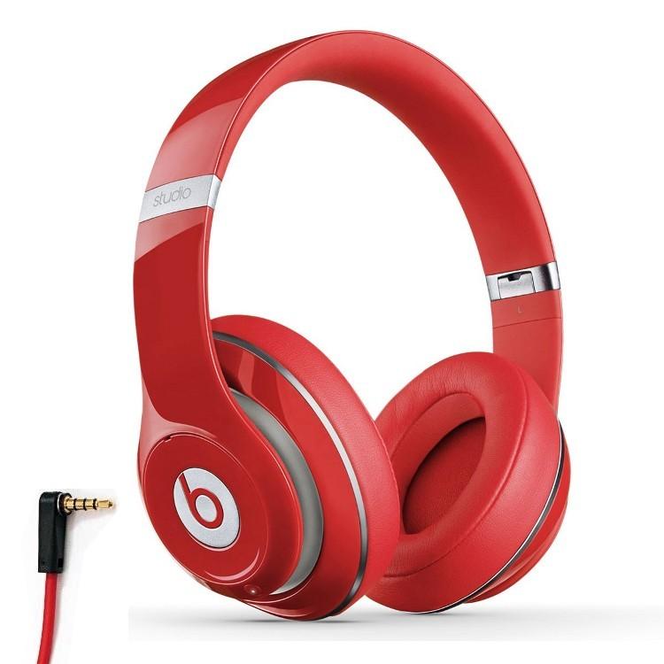 Наушники Beats Studio 2 Red<br>
