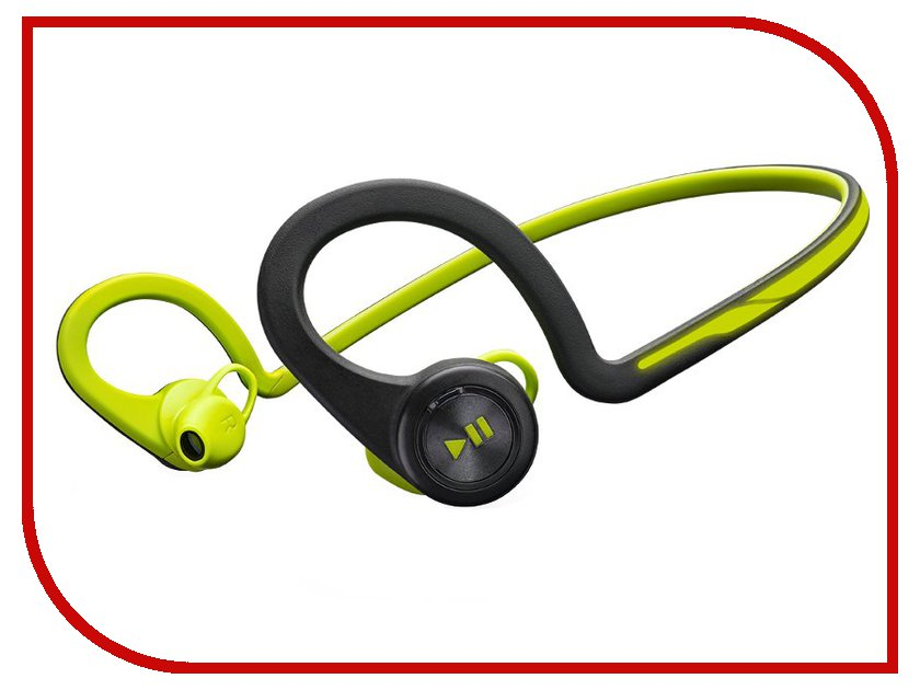 Гарнитура Plantronics BackBeat Fit Green<br>