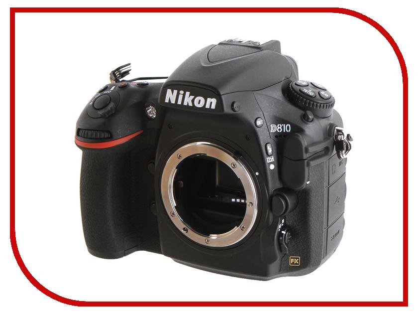 Фотоаппарат Nikon D810 Body фотоаппарат nikon d7100 body