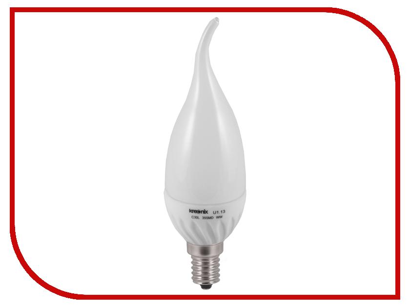 Лампочка Kreonix STD-CA30-3.5W-E14-FR/CW<br>