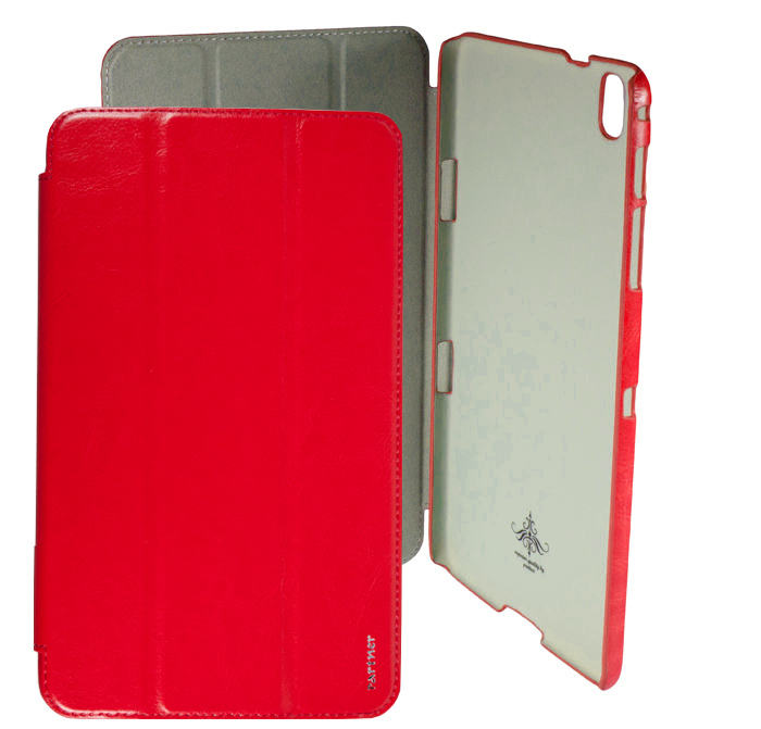 ��������� ����� Samsung Galaxy Tab Pro 8.4 T320 Partner SmartCover Red