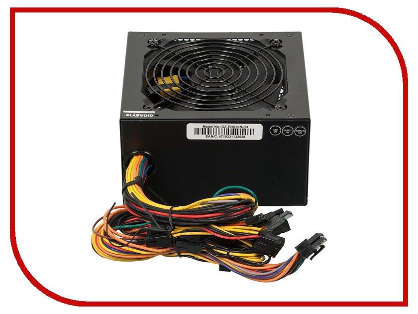 Блок питания GigaByte 500W GZ-EBS50N-C3 цены онлайн
