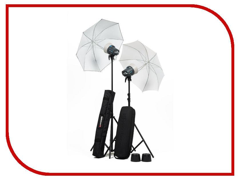 Комплект студийного света Elinchrom D-Lite RX ONE Umbrella Set 20844