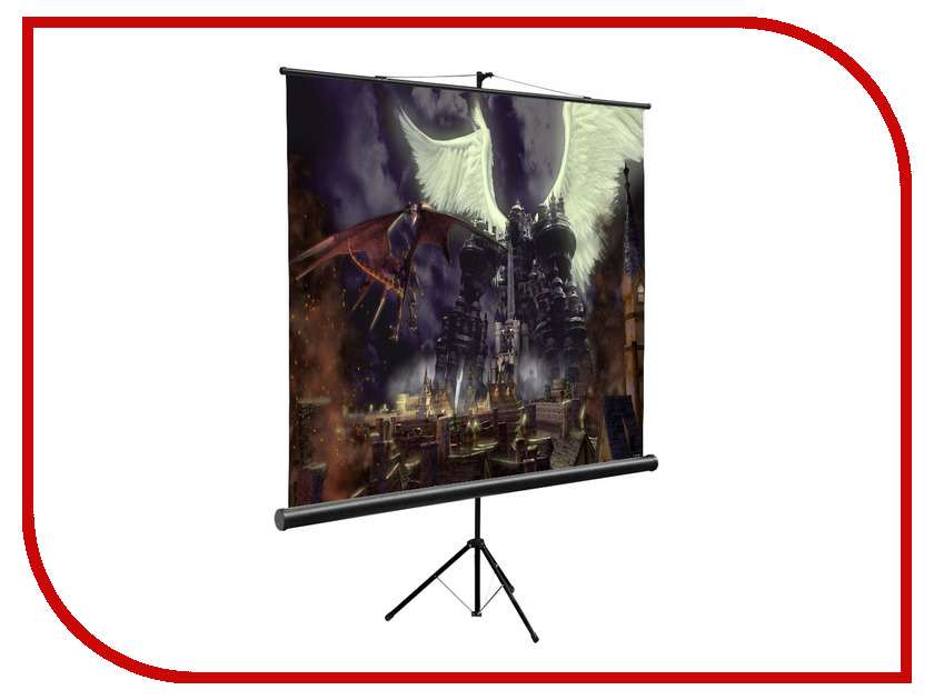Экран Digis Kontur-C DSKC-1101 160x160cm