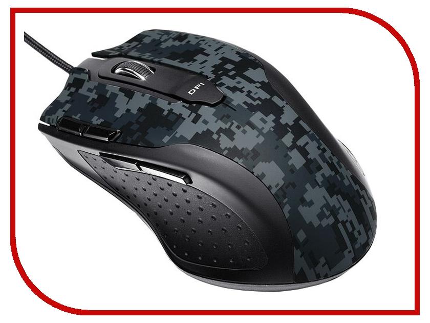 Мышь проводная ASUS Echelon Laser Black Mouse USB 90YH0051-BBUA00