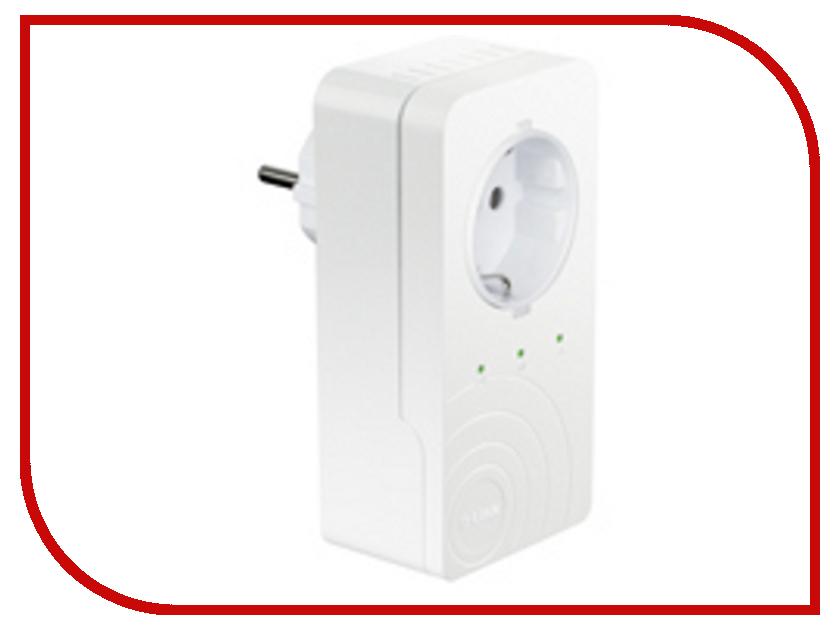 Powerline адаптер D-Link DHP-P338AV/A1A<br>