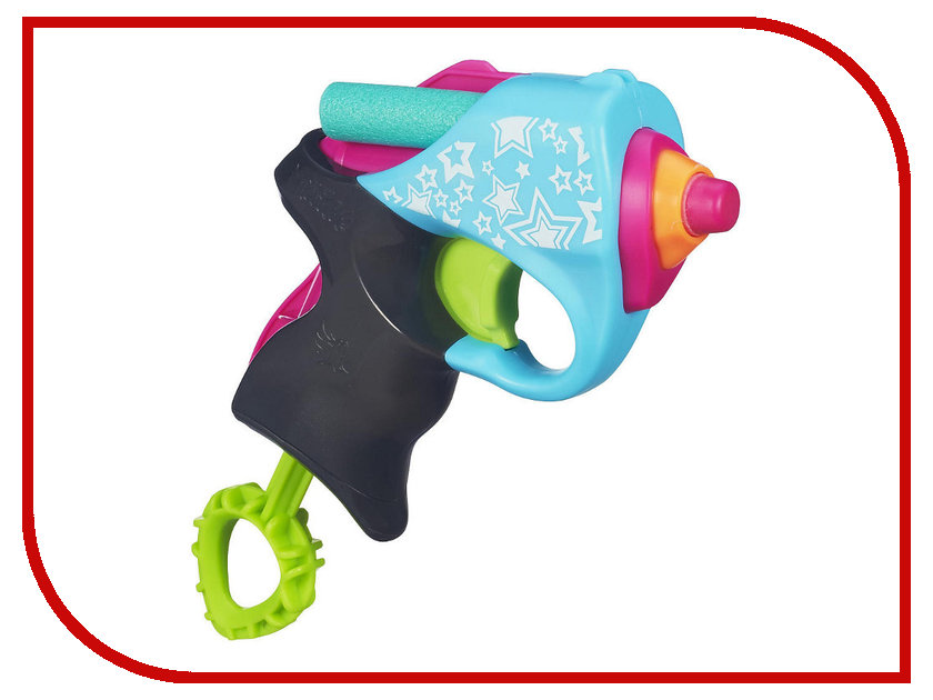 Игрушка Hasbro NERF REBELLE Бластер-мини A6925<br>