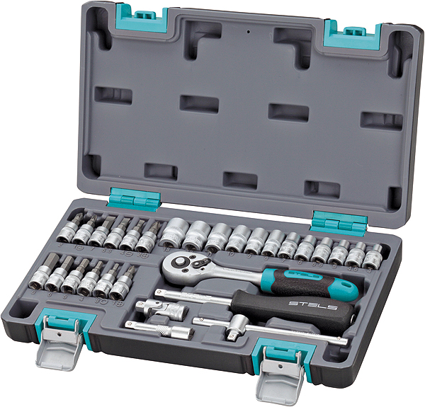 Набор инструмента Stels 14100 цены