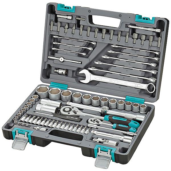 Набор инструмента Stels 14105 набор инструмента partner pa 4099