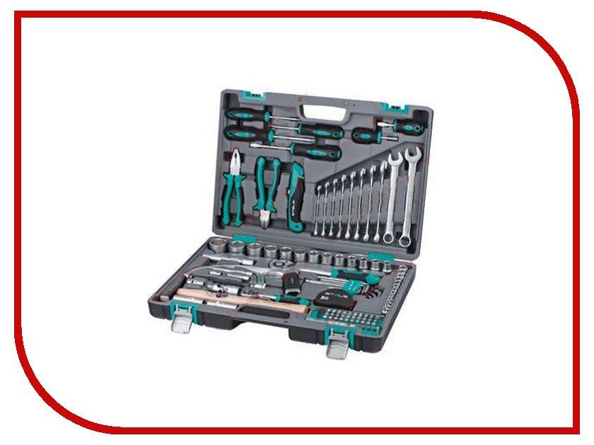 Набор инструмента Stels 14111 ящик для инструмента с металлическими замками 16 175х210х410мм stels россия 90711