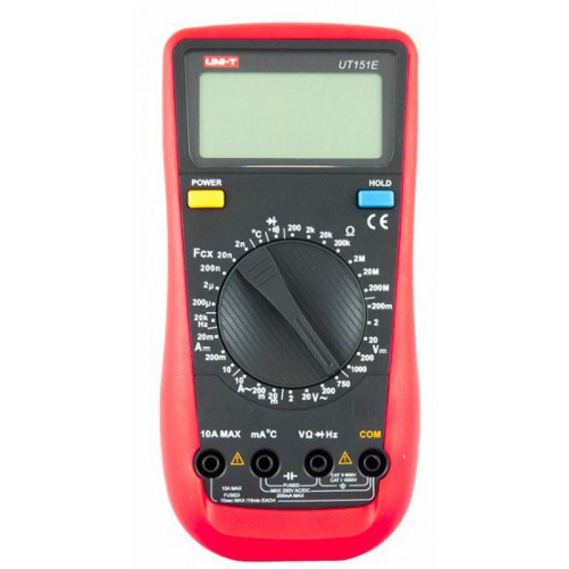 Мультиметр UNI-T UT151E<br>