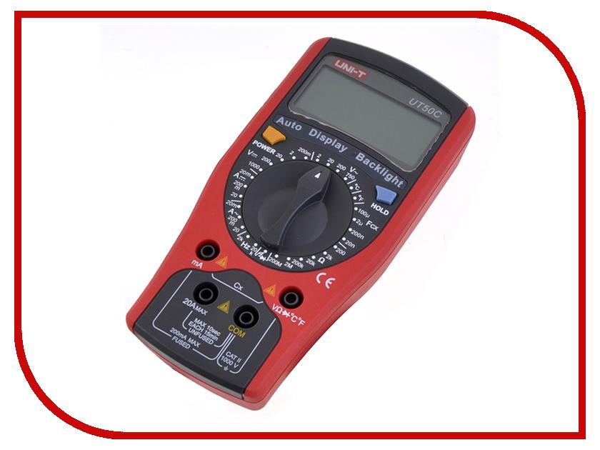 Мультиметр UNI-T UT50C