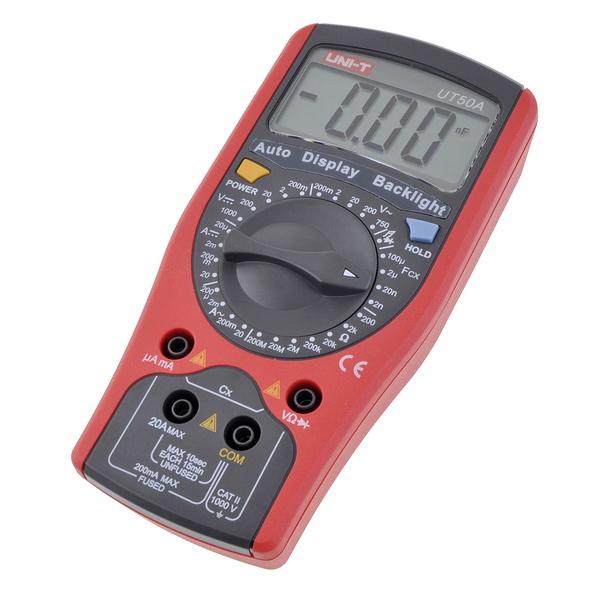 Мультиметр UNI-T UT50A<br>
