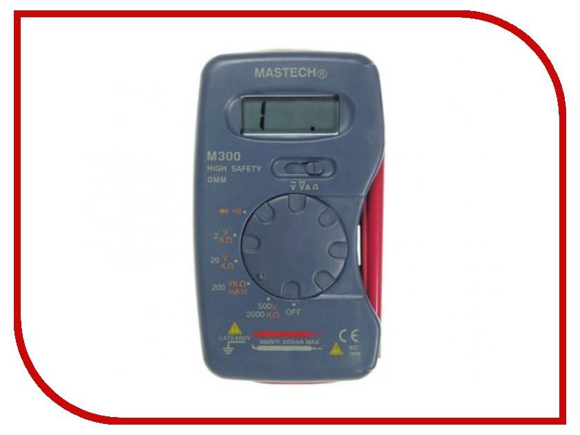 Мультиметр Mastech M300 мультиметр mastech ms8217