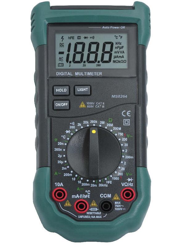 Мультиметр Mastech MS8264 цены