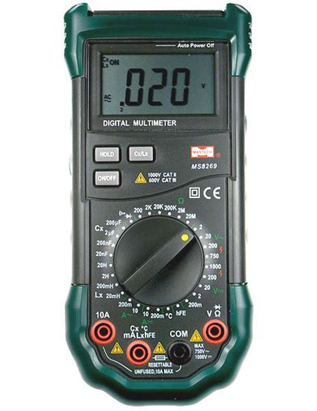 Мультиметр Mastech MS8269 цены