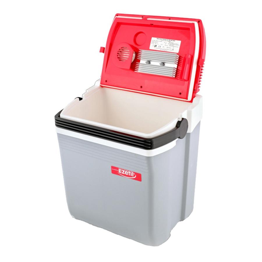 Холодильник автомобильный Ezetil E21 Sun&Fun 12V 10775041 термоэлектрический контейнер охлаждения ezetil e21 12v цвет красный серый 19 6 л