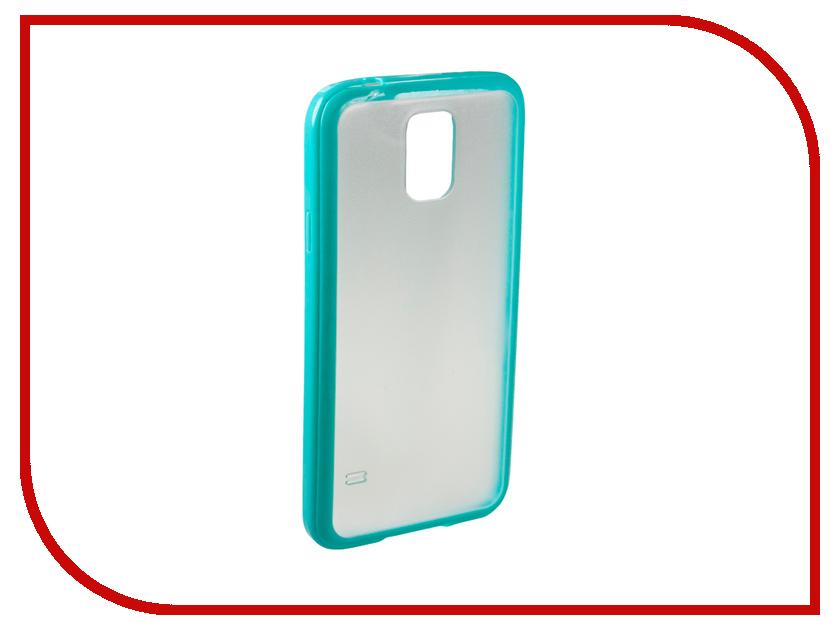 Аксессуар Чехол-накладка Samsung Galaxy S5 Partner Blue ПР031614<br>