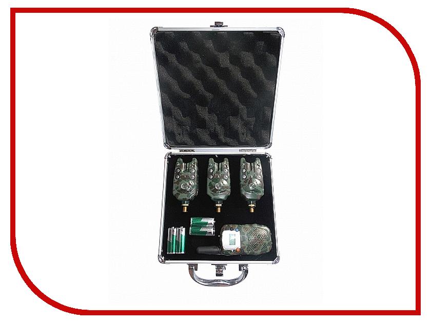 купить Сигнализатор поклевки Hoxwell HL56 с пейджером по цене 5008 рублей