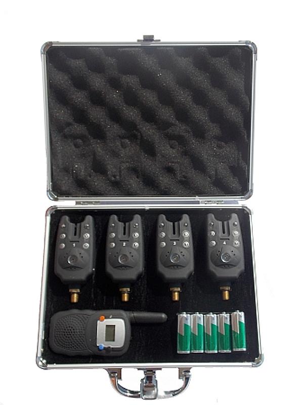 Сигнализатор поклевки Hoxwell HL57 с пейджером сигнализатор поклевки hoxwell hl50