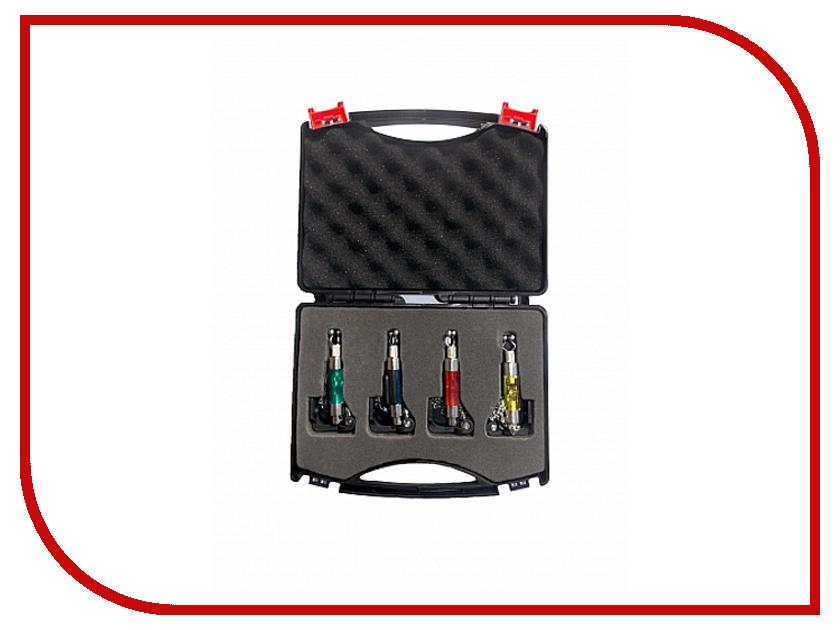 Сигнализатор поклевки Hoxwell HL270 набор свингеров в кейсе сигнализатор поклевки hoxwell hl50