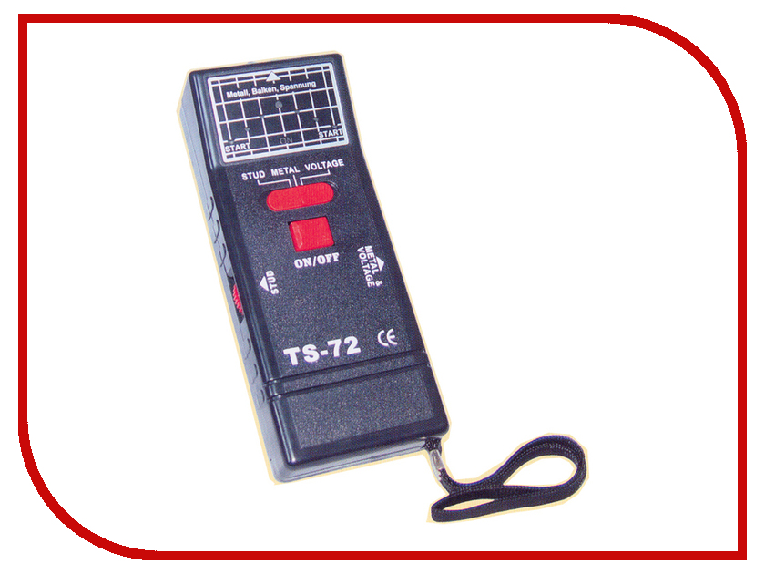 TS-72  Детектор Sinometer TS-72