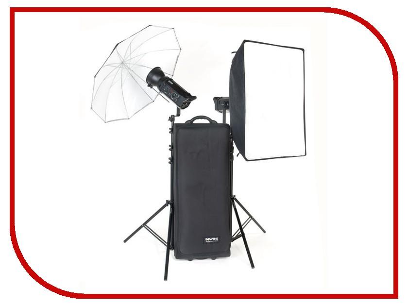 Комплект студийного света Bowens Gemini 500R/500R BW-4805TX EUR<br>