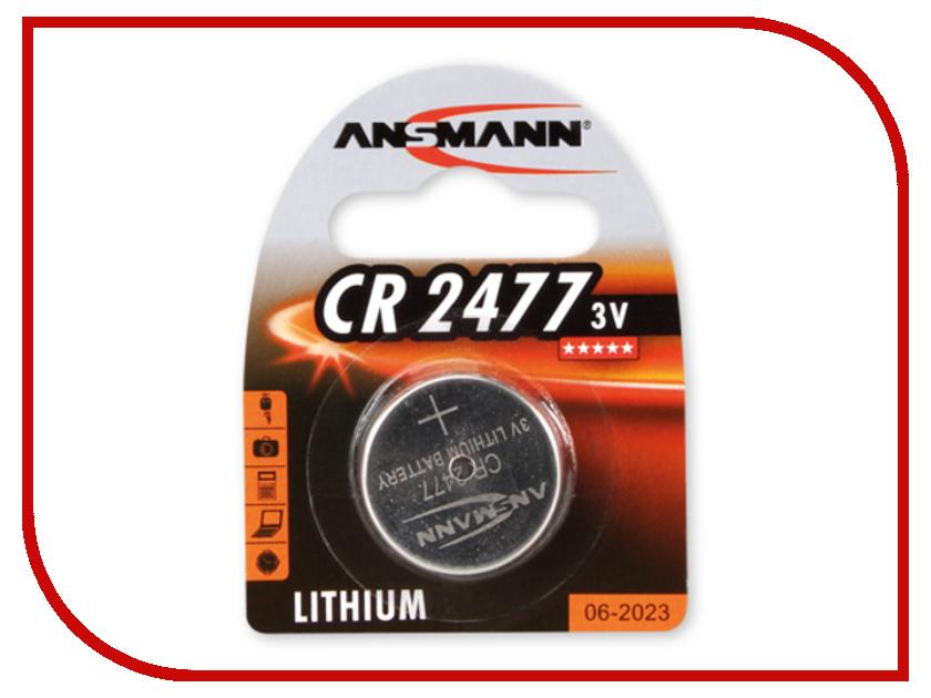 Батарейка CR2477 - Ansmann 1516-0010 BL1<br>