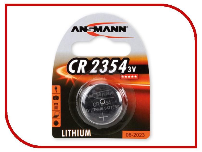 Батарейка CR2354 - Ansmann BL1 1516-0012 батарейка cr2354 ansmann 1516 0012 bl1