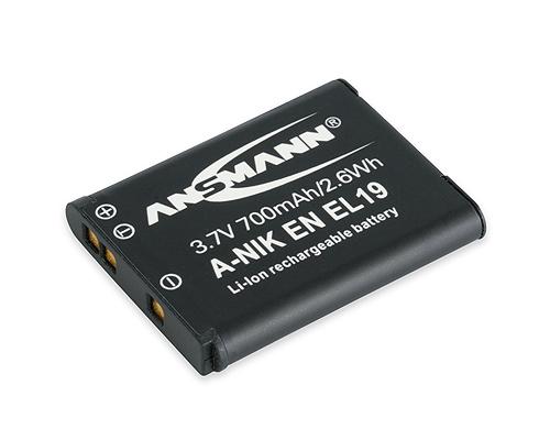 Аккумулятор Ansmann A-Nik EN-EL19 1400-0016 BL1
