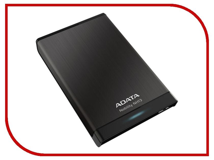 Жесткий диск A-Data Nobility NH13 2Tb USB 3.0 ANH13-2TU3-CBK<br>