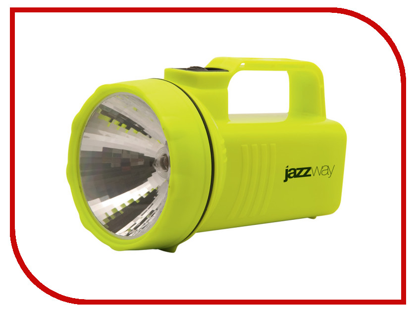 Фонарь Jazzway P2-L3-4D LED Yellow<br>