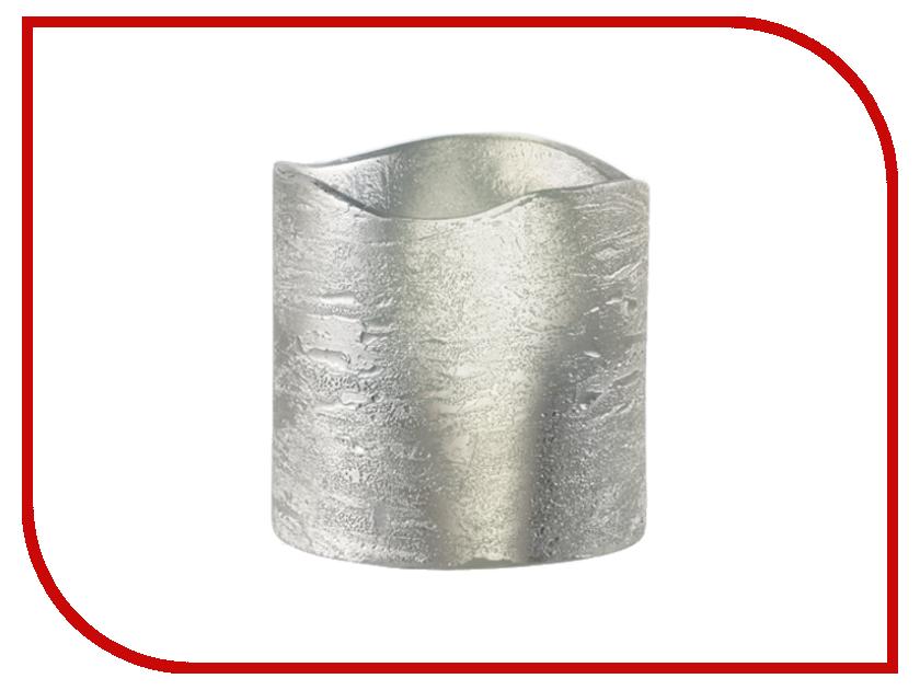 Светодиодная свеча Jazzway CL4-E30 Silver