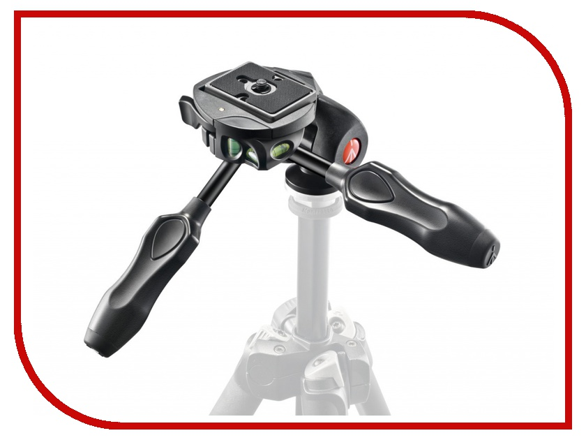 ������� ��� ������� Manfrotto MH293D3-Q2 Foldable 3-WAY HEAD-290 SER