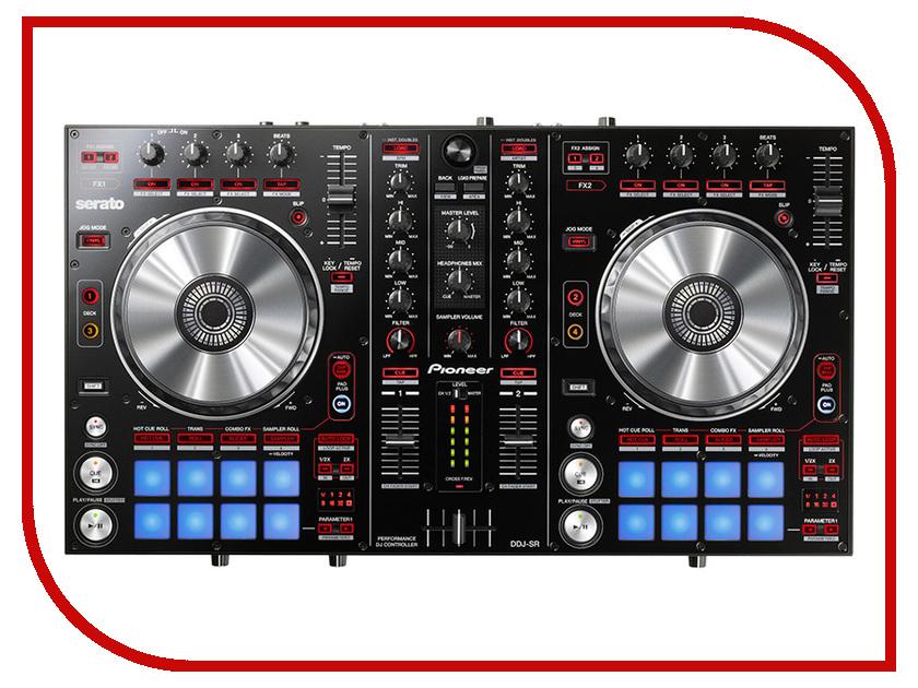 MIDI-контроллер Pioneer DDJ-SRMIDI-контроллеры<br><br>