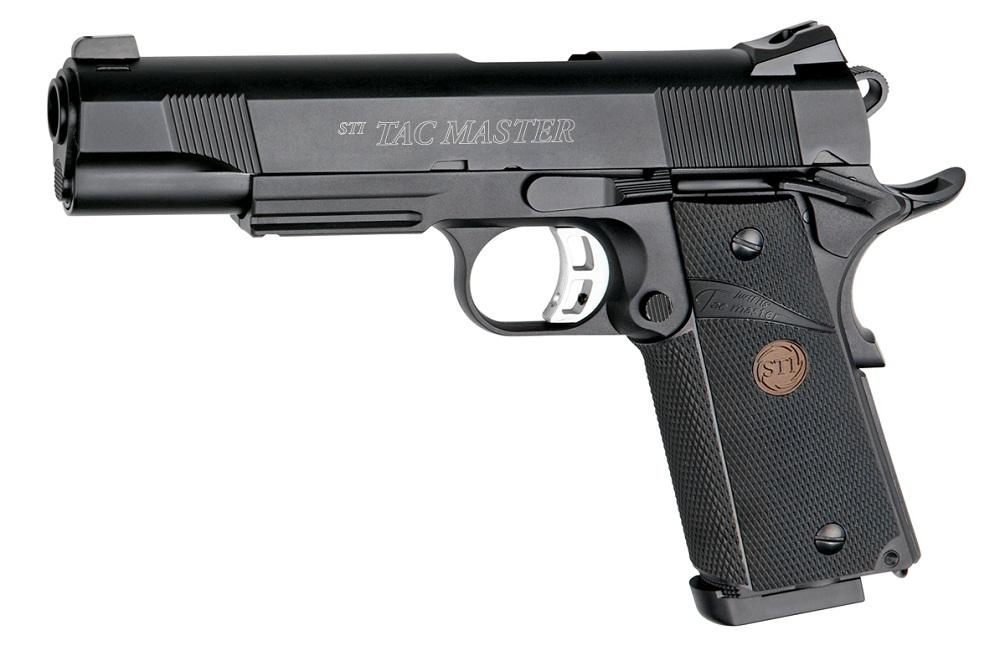 Пистолет ASG STI Tac Master 17181 от Pleer
