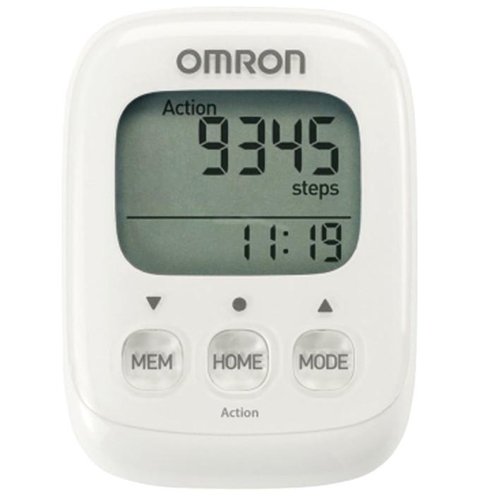 Шагомер Omron HJ-325-EW White