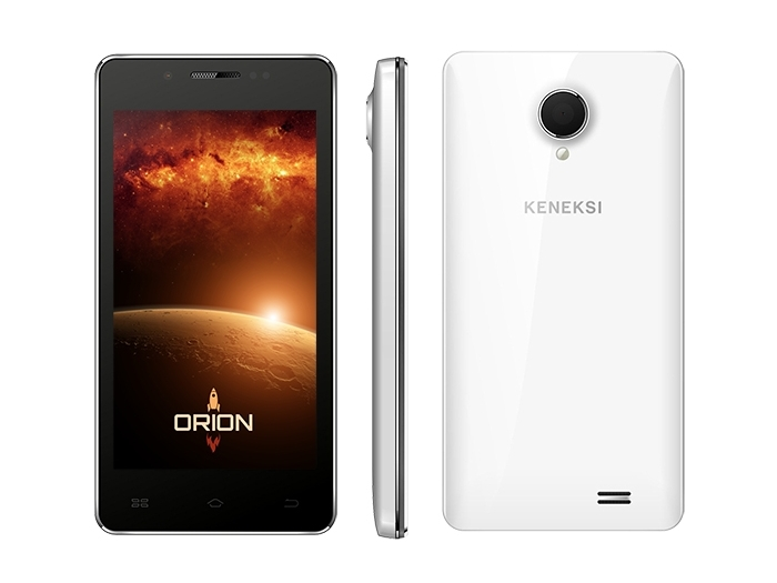 Сотовый телефон KENEKSI Orion White<br>
