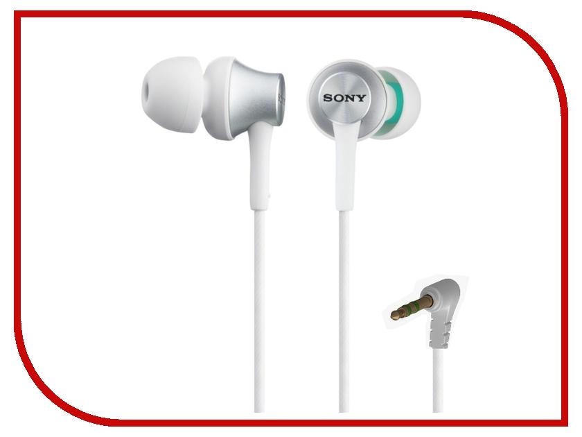 Sony MDR-EX450AP White стоимость
