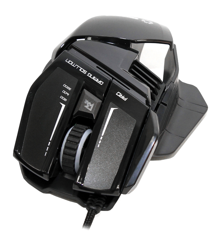 Мышь проводная 5bites CAMPER GM20BK Black USB